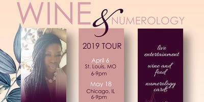 Wine & Numerology Tour 2019 (Tampa)