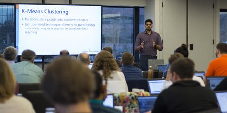 Data Science Bootcamp in Washington DC tickets