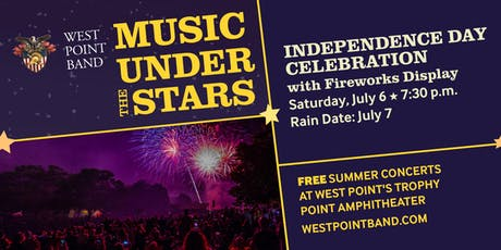 Independence Day Celebration - Music Under the Stars tickets
