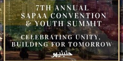 7th Annual SAPAA Convention and Youth Summit