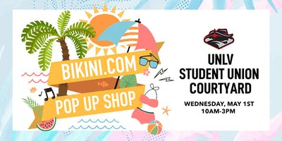 Bikini.com Pop Up Shop at UNLV