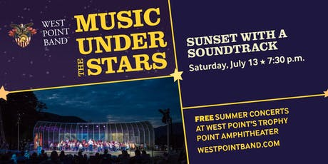 Sunset with a Soundtrack - Music Under the Stars tickets