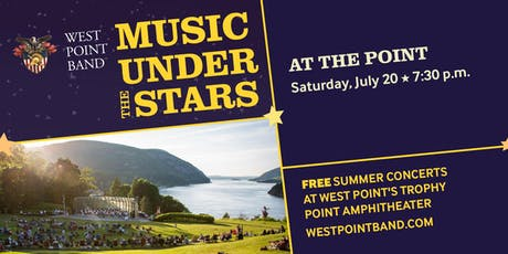 At the Point - Music Under the Stars tickets