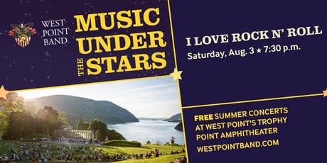 I Love Rock n' Roll - Music Under the Stars tickets