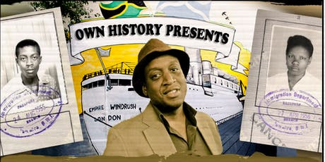 Tracing Your Windrush Roots @ Lambeth College tickets