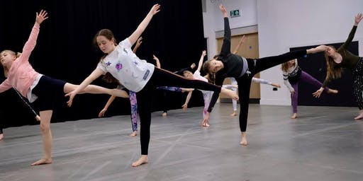 Exim Youth Dance Summer Intensive