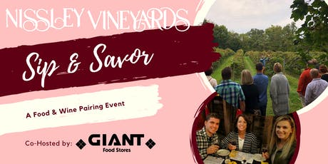 Sip and Savor - Spring 2019 tickets