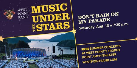 Don't Rain on My Parade - Music Under the Stars tickets