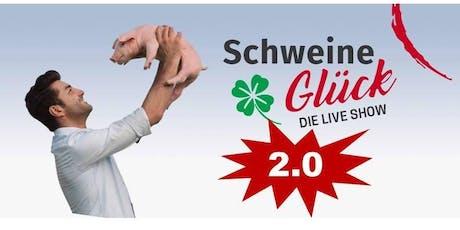 NEU: Elmar Rassi LIVE in Bremen: Die Schweineglück Show 2.0 Tickets