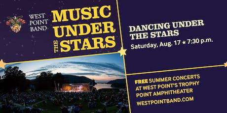 Dancing Under the Stars - Music Under the Stars tickets