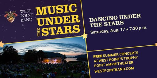 Dancing Under the Stars - Music Under the Stars