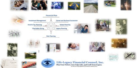 Free Virtual Monday Conference Call with Life-Legacy Services Team  tickets
