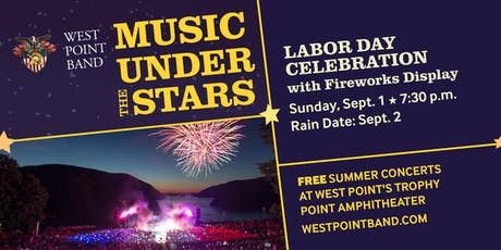 Labor Day Celebration - Music Under the Stars tickets