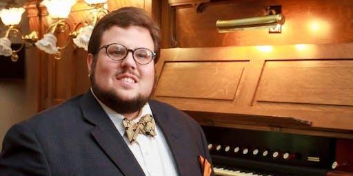 Bryan Lohr Organ Recital