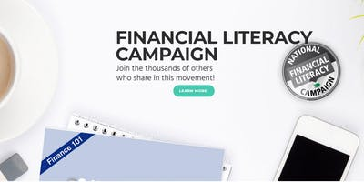 Financial Literacy Workshop- Learn the Habits and tools of the wealthy