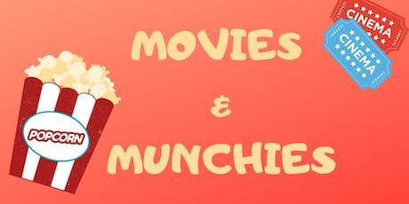 Movies & Munchies (Grades K & Up)- 7/2 @1:00pm tickets