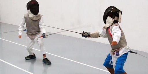 Fencing Camp @ Fuze Fit 2 Play!