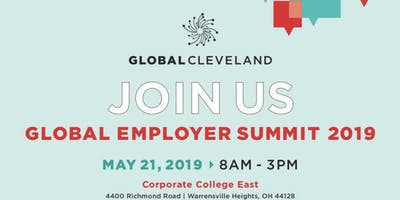 Realizing the Potential of Northeast Ohio's Global Talent: Employer Summit
