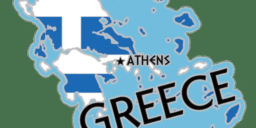 2019 Race Across the Greece 5K, 10K, 13.1, 26.2 -San Antonio