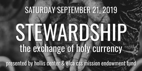 Stewardship: The Exchange of Holy Currency tickets