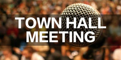 Town Hall Meeting on Proposed Redevelopment of the Harper's Choice  Village Center