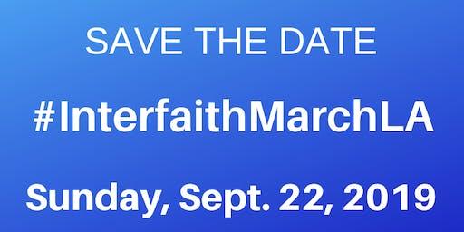 Interfaith March LA