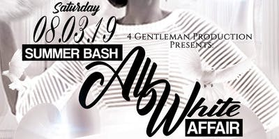"SUMMER BASH ""ALL WHITE AFFAIR"""
