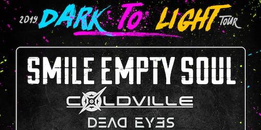Smile Empty Soul w/ Coldville
