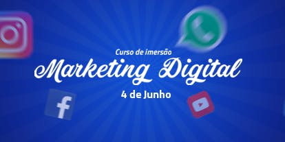 Curso de Imersão Marketing Digital