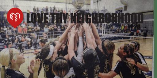 LTN Volleyball Fundraiser