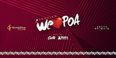 Sangsan Club | Preview We Love Poa