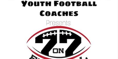 Peninsula Youth Football Coaches 7v7 Tournament tickets