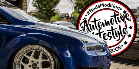 AUTOMOTIVE LIFESTYLE MODIFIED EVENT 18-8-2019 tickets