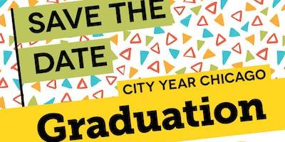 City Year Chicago 2019 Graduation Ceremony