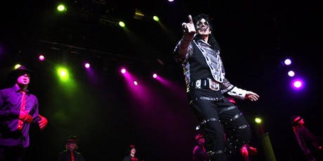 I Am King a Michael Jackson Tribute-Dance Floor Closed tickets