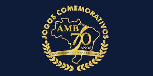 Jogos Comemorativos 70 anos da AMB