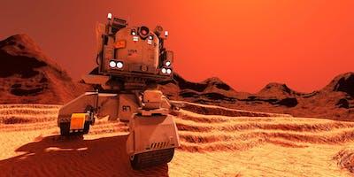 Mars Rover Racing