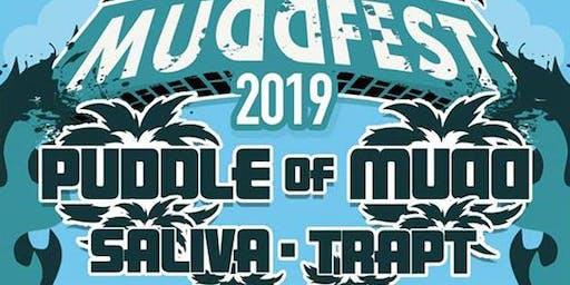 MUDDFEST - Puddle Of Mudd, Saliva, Trapt, Saving Abel, Tantric