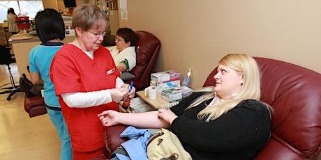 Oshawa Blood Donor Centre tickets