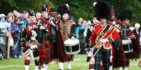 Inveraray Highland Games 2019 tickets