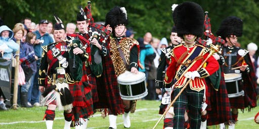 Inveraray Highland Games 2019