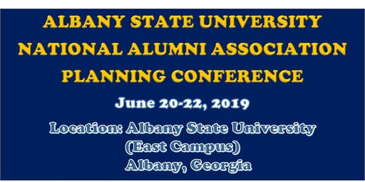 Albany State University National Alumni Association Planning Conference