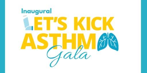 Inaugural Let's Kick Asthma Gala