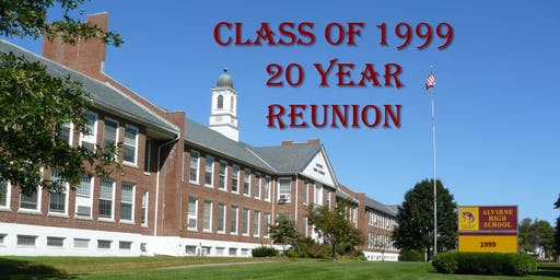"Alvirne Highschool Class of 1999... ""20"" Year Reunion"