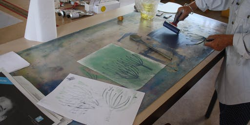 Monoprint Workshop- Clevedon Art Club