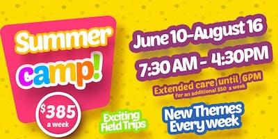 LIH Summer camp - Week 3 Dinosaurs (3-5 years)