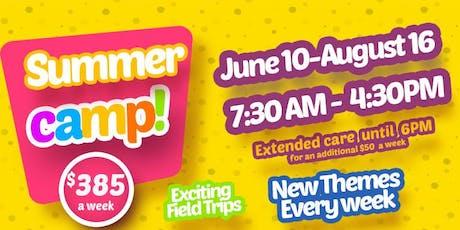 LIH Summer camp - Week 3 Dinosaurs (3-5 years) tickets