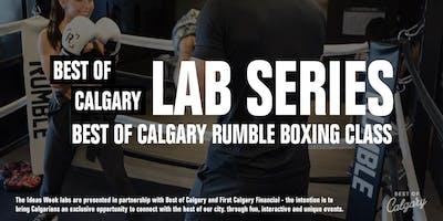 Best of Calgary Rumble