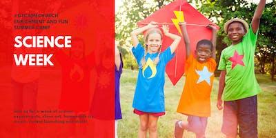 #GTCAMEChurch Kids Summer Camp - WEEK ONE