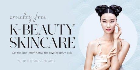 K-Beauty Pop-Up Shop - KOJA BEAUTY tickets